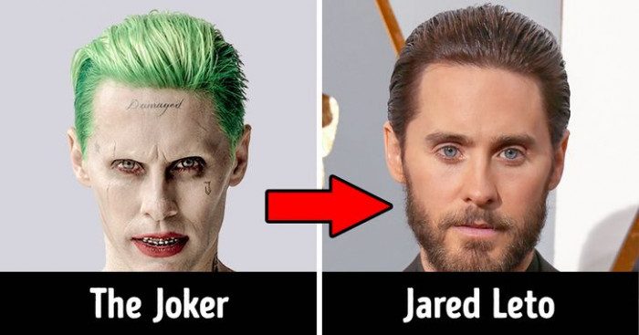 5. Jared Leto as The Joker — ('Suicide Squad', 2016)