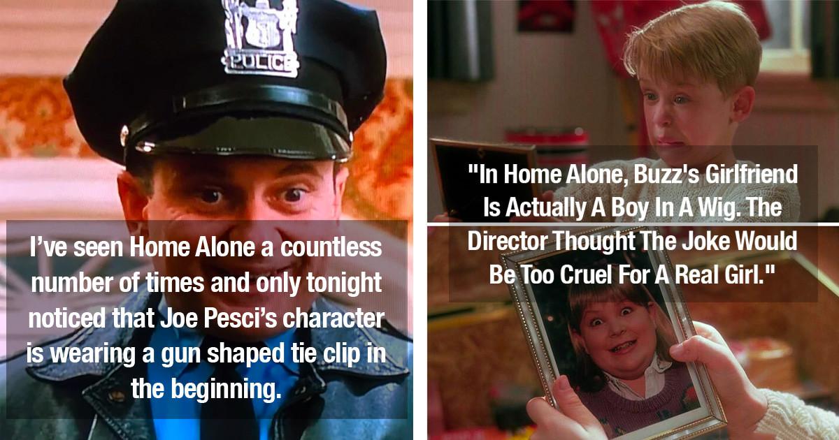 30 Secret Details & Hidden Messages In 'Home Alone'