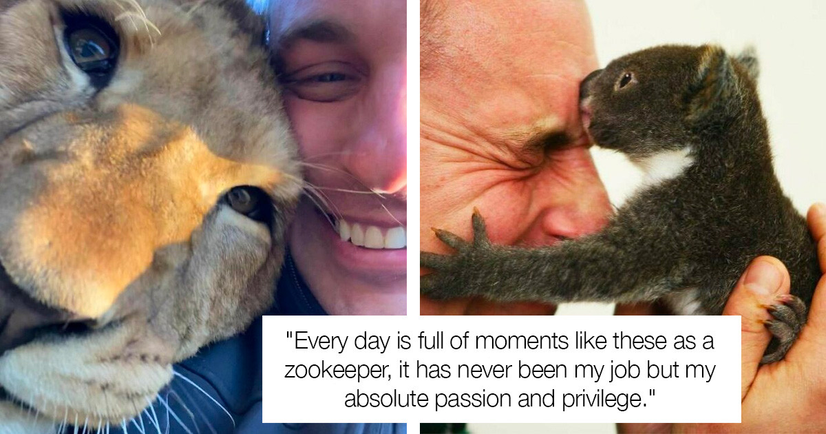 Australian Zookeeper Shares What It's Like To Run A Wildlife Park