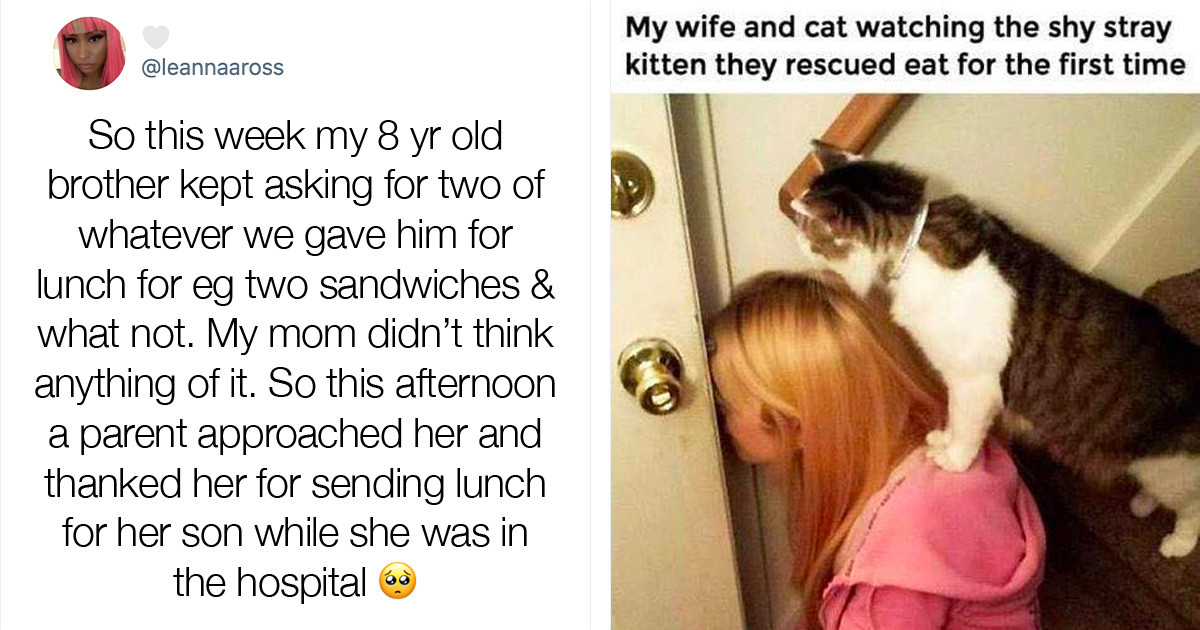 15 Wholesome Posts To Make Your Day