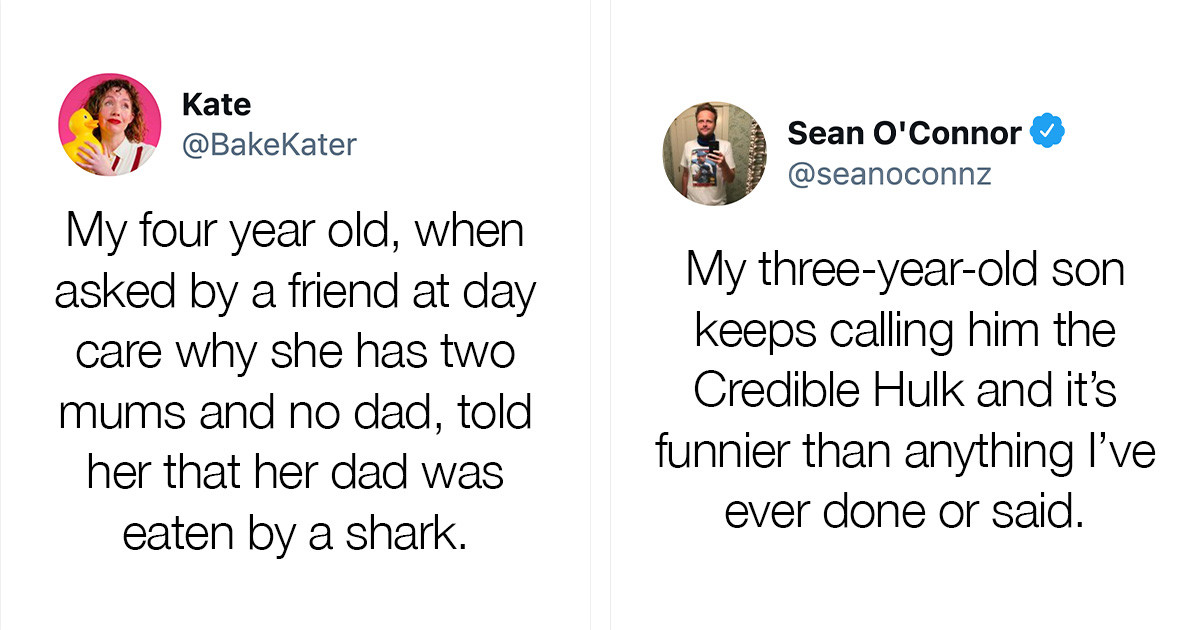 30 Hilarious Parenting Tweets That Truly Show Us How Funny Parenting Is