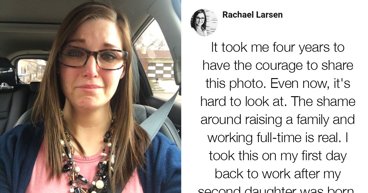 Disappointed Mom Explains In Detail Why 12 Weeks Of Maternity Leave Isn't Enough