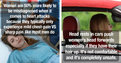 Woman Gives 20 Examples That Perfectly Illustrate That We're Still Living In A Mans' World