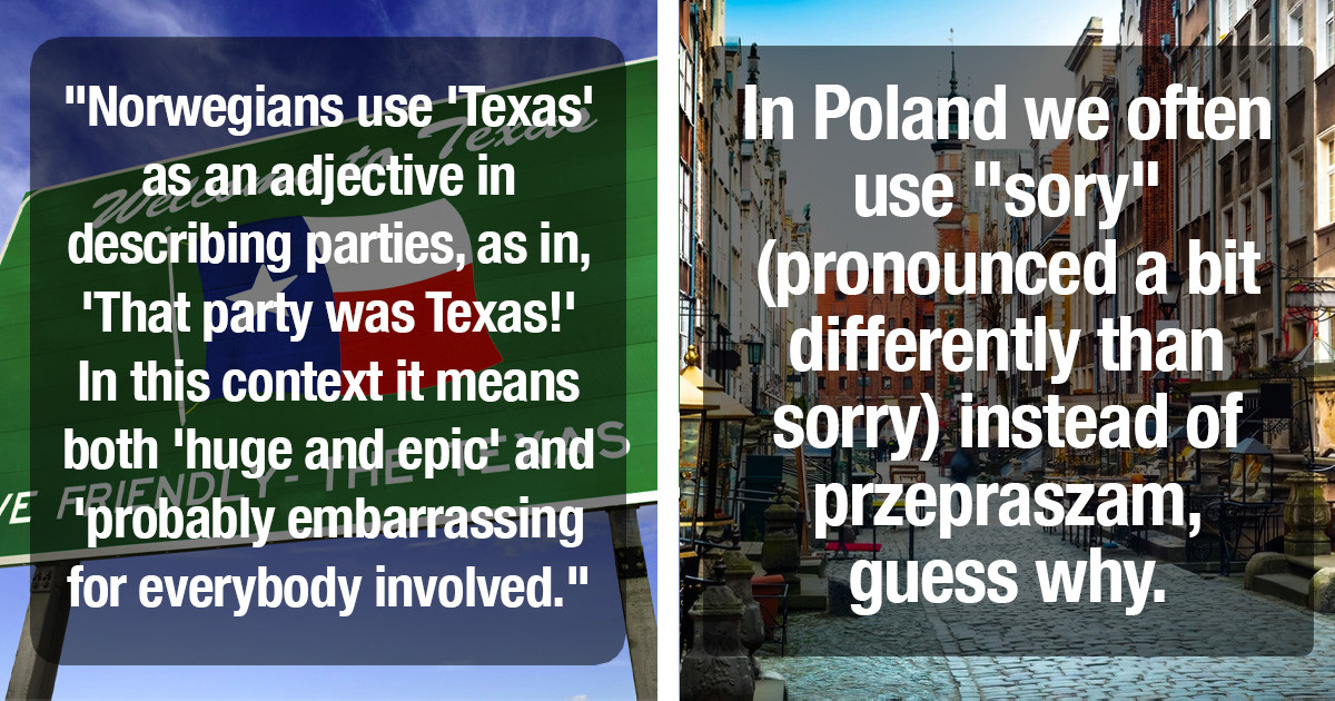 Non-Native English Speakers Share English Words They Often Use