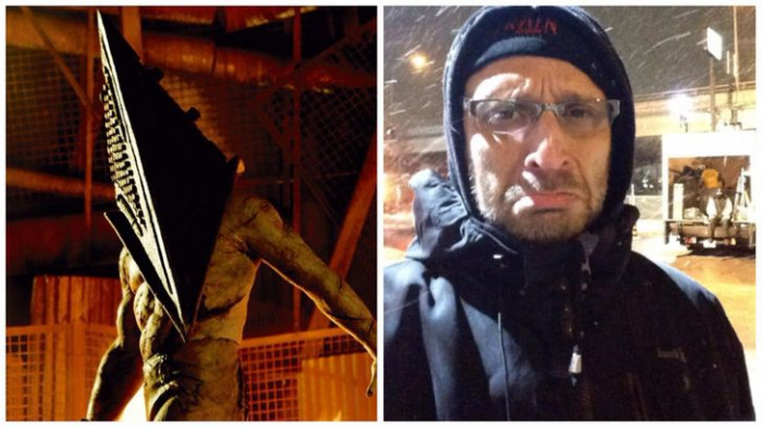 4. Roberto Campanella as Pyramid Head — ('Silent Hill', 2006)