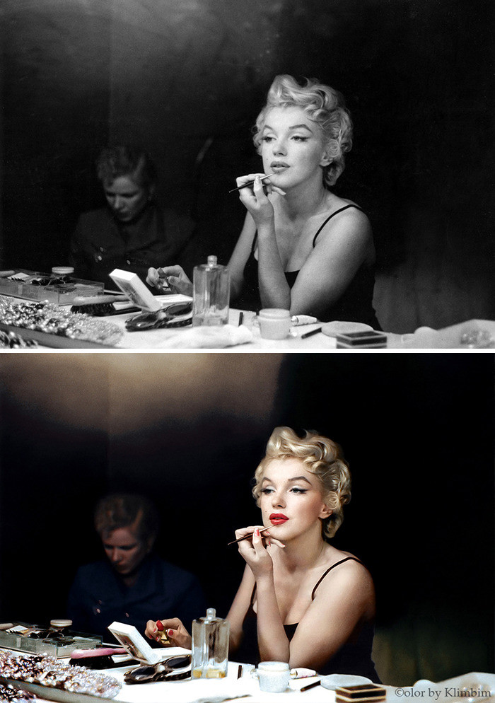 #4 Marilyn Monroe