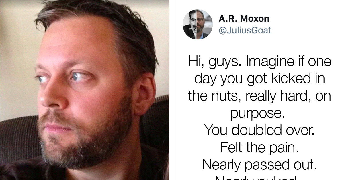 Guy Uses Brutal Analogy To Clarify Women's Rage Today So Men Can Get It