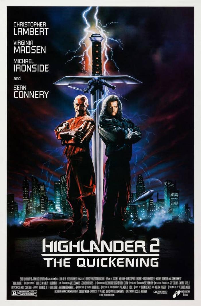 3. Highlander 2 and 3