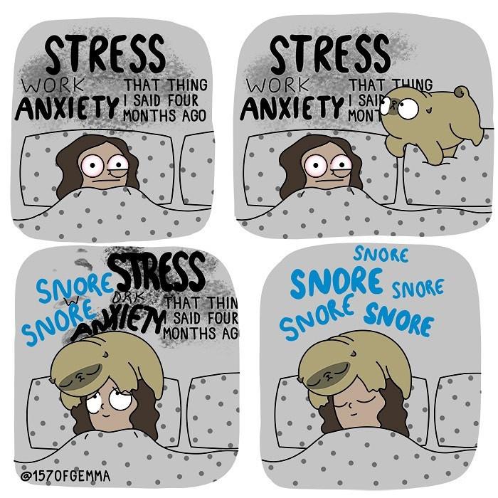 40. Anxiety medication.