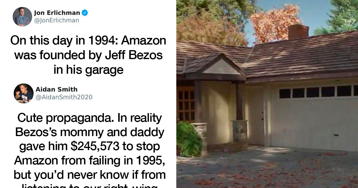 Man Busts The Myths About Billionaires Starting Their Business Without Money