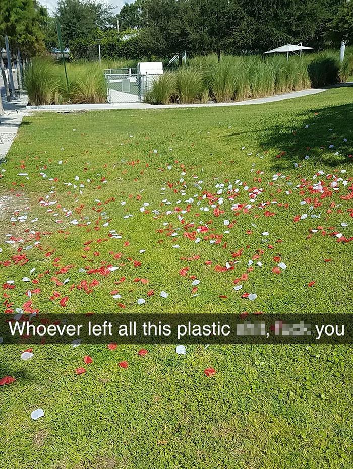 #12 Plastic Petals