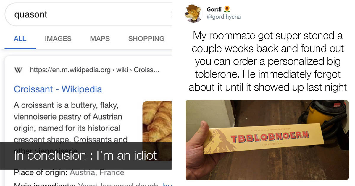 13 People Who Just Couldn't Remember The Right Words