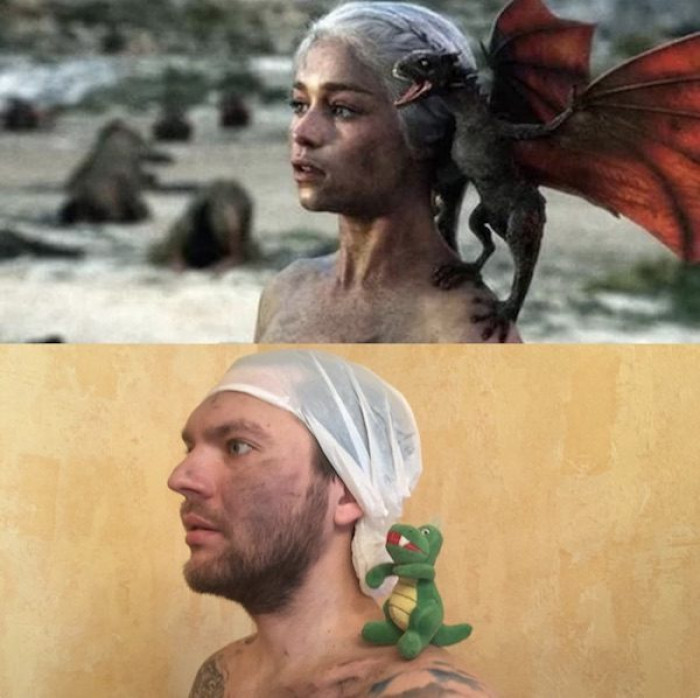 11. Mother of Dragons