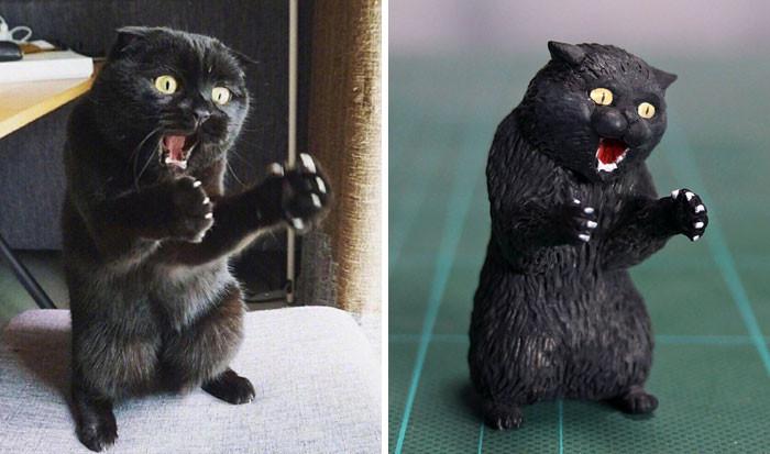 10. I am a mean, dangerous beast. Fear me!