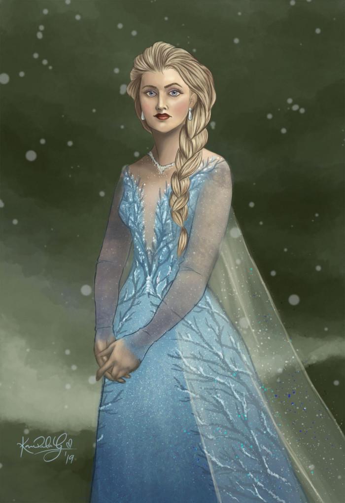 33. The Snow Queen