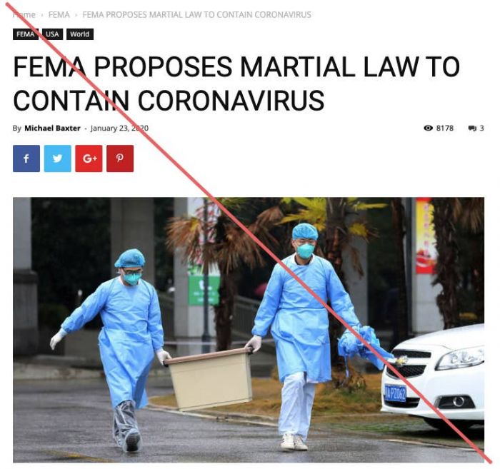 7. Martial Law? Lol, no.