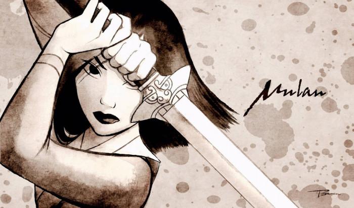 4. Mulan in action