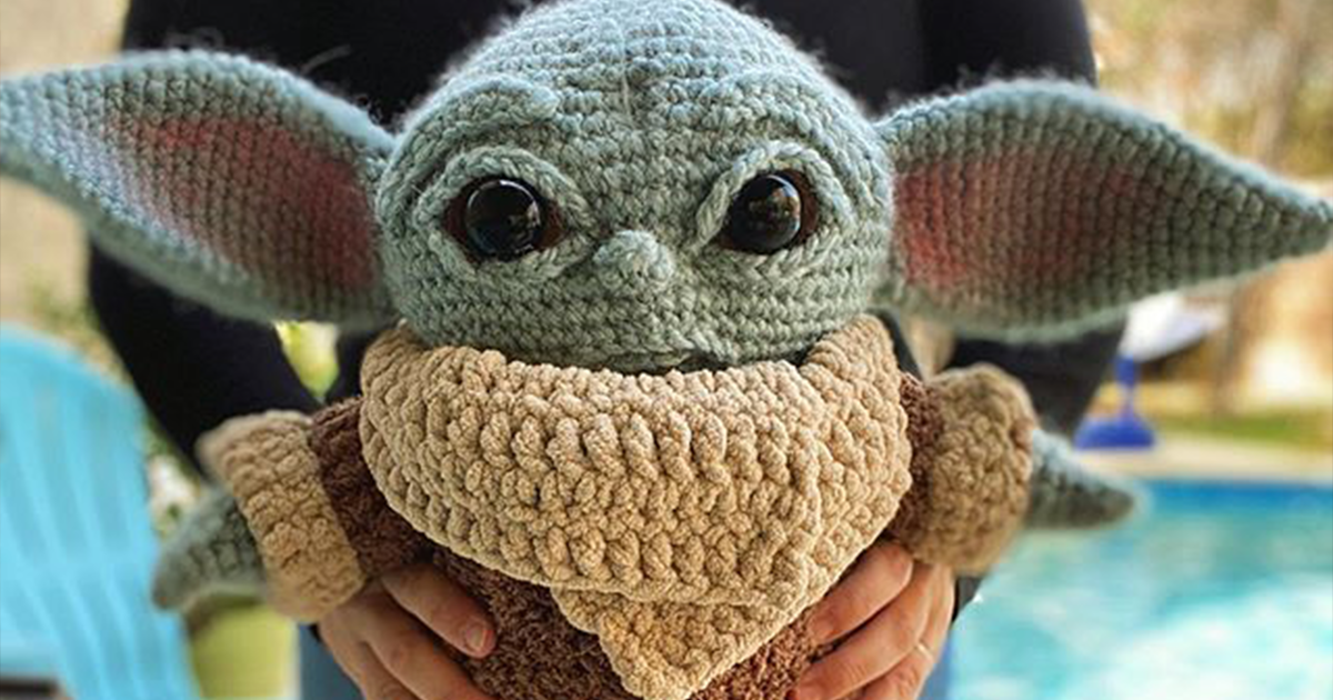 You Can Make Your Very Own Baby Yoda, And Why Wouldn't You?