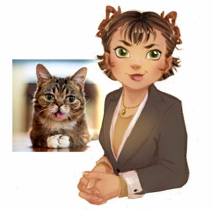 #19 Tabby Cat