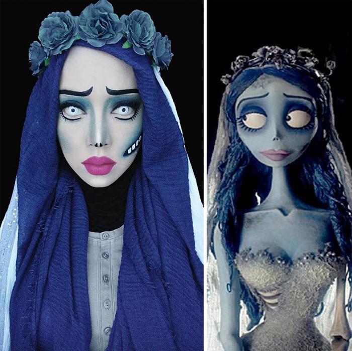 #4 Emily The Corpse Bride