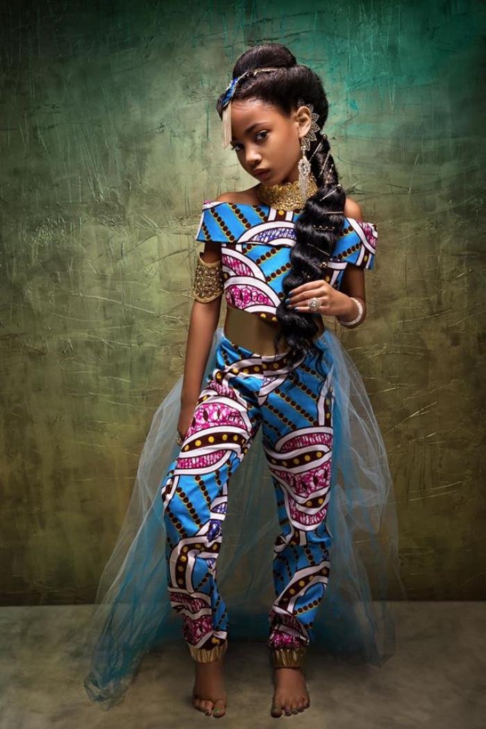 Inspired by: Princess Jasmine from Aladdin