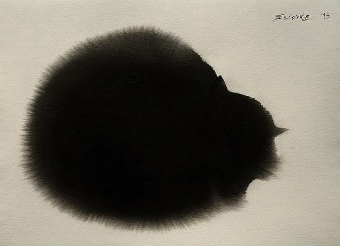 7. A big blob of blackness