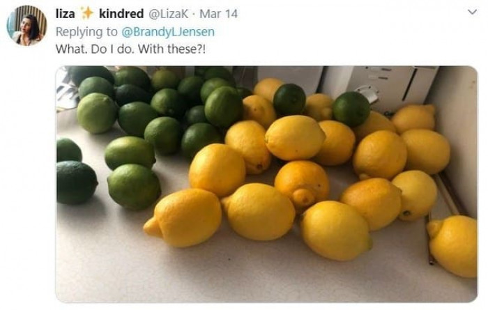 9. A lot of vitamin C