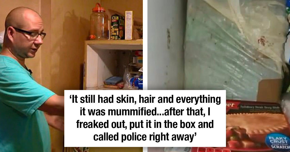 After His Mother's Death, Man Finds Dead Baby In Her Freezer And Also Learned He Has A Living Sister Via 23andMe