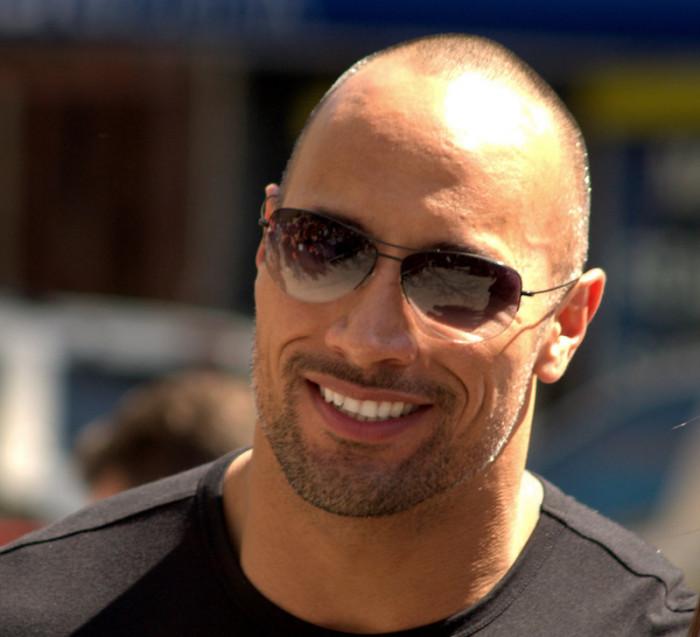 6. Dwayne 'The Rock' Johnson