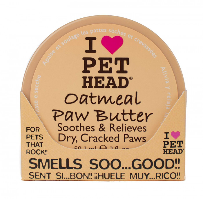 14. Pet Head Oatmeal Natural Paw Butter $6.99 USD