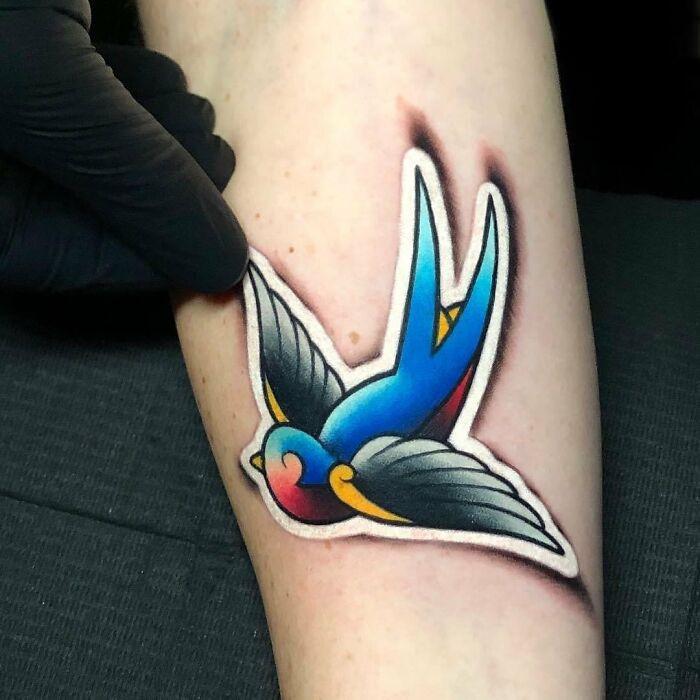 28. Swallow