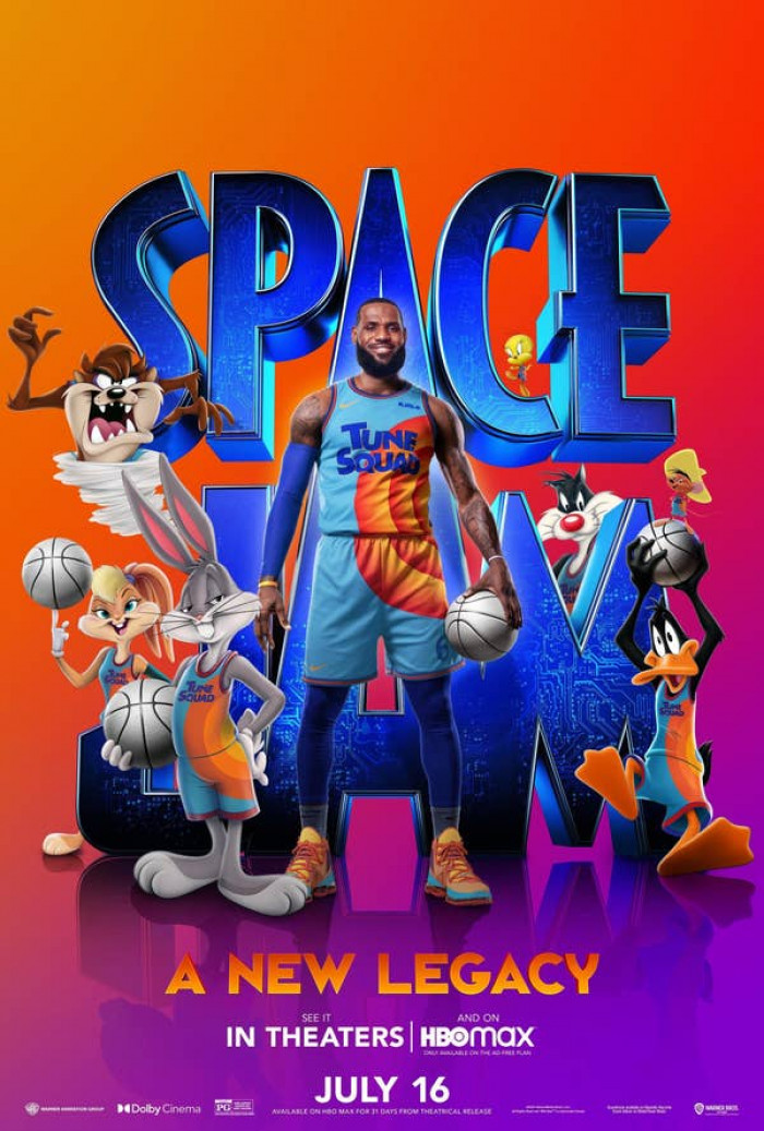 16. Space Jam: A New Legacy