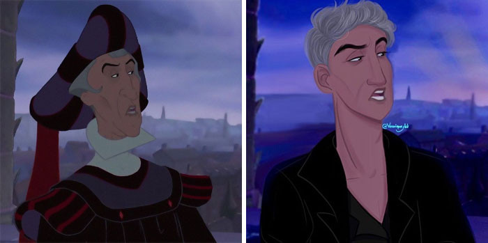 Claude Frollo (Hunchback of Notre Dame)