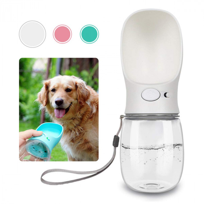 6. A portable water bowl for on the go! - $10.05 USD