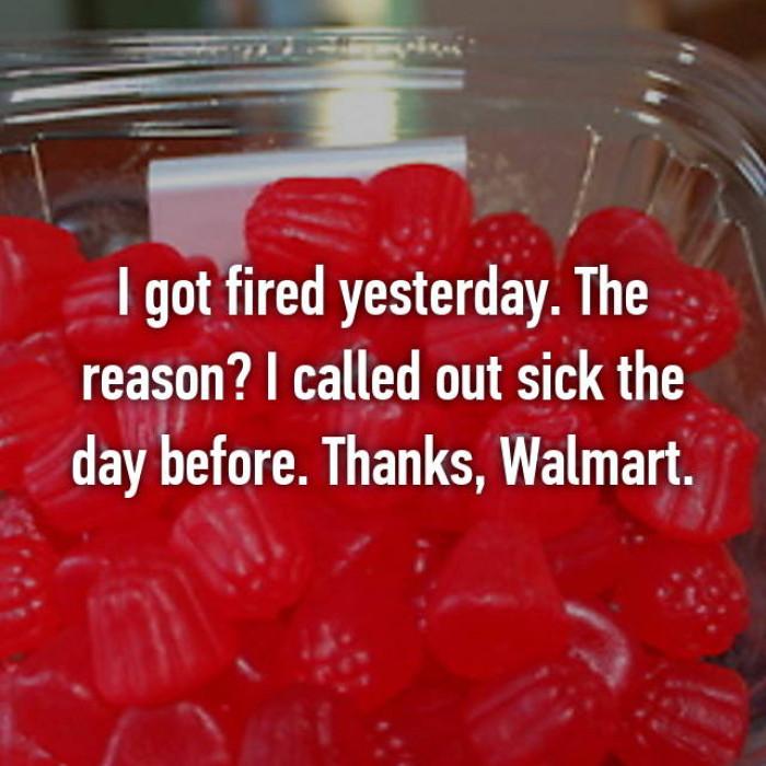 10. Thanks Walmart