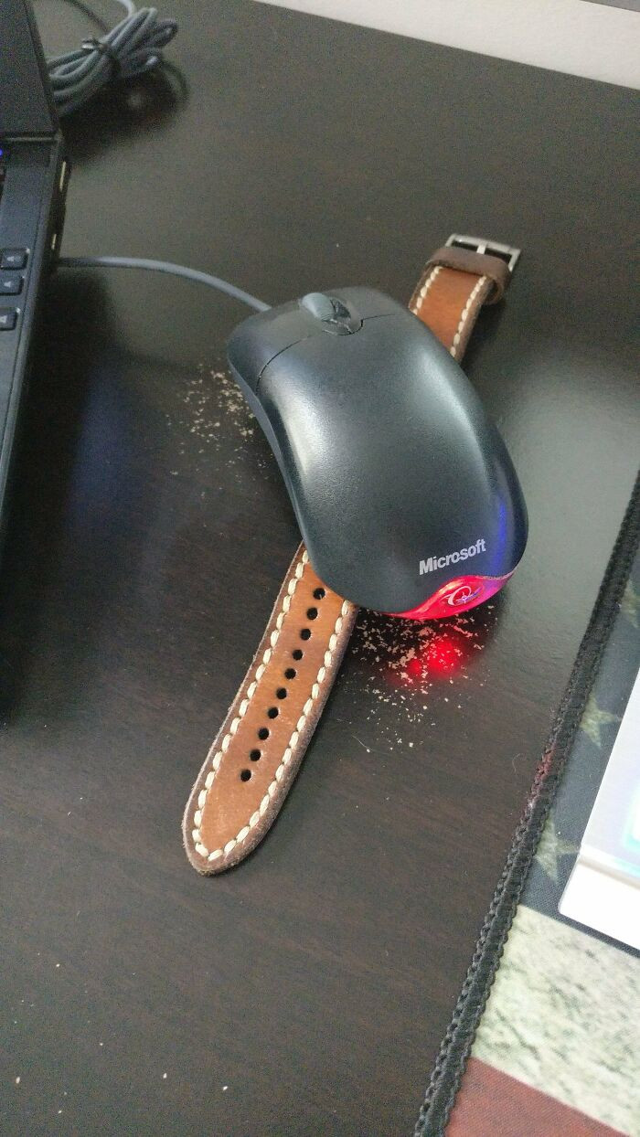 You can do this to prevent your locked down computer from sleeping