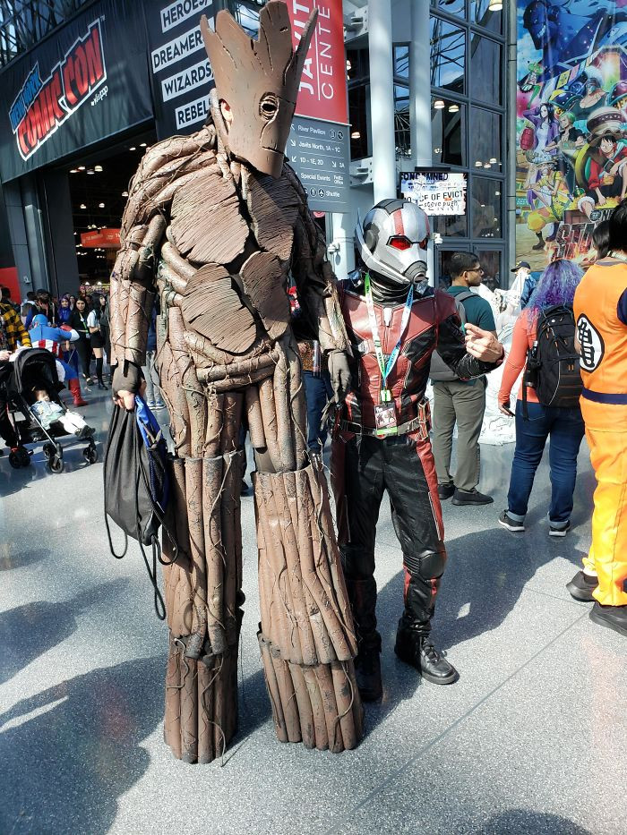 21. Groot and Antman