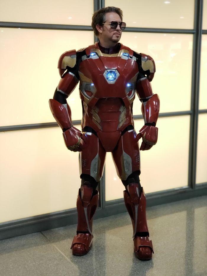 26. Iron Man