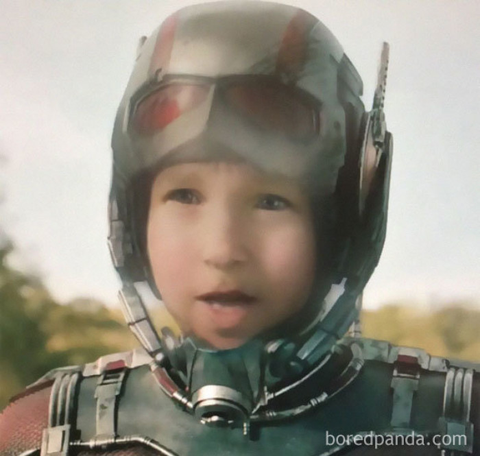 #13 Ant-Man