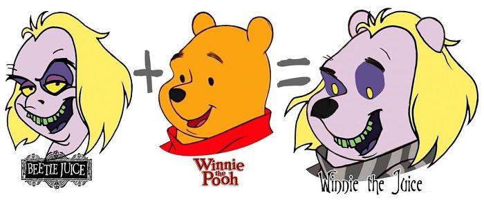 12. Winnie the Juice