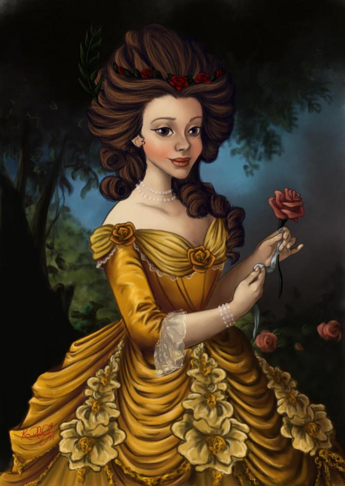 18. Belle