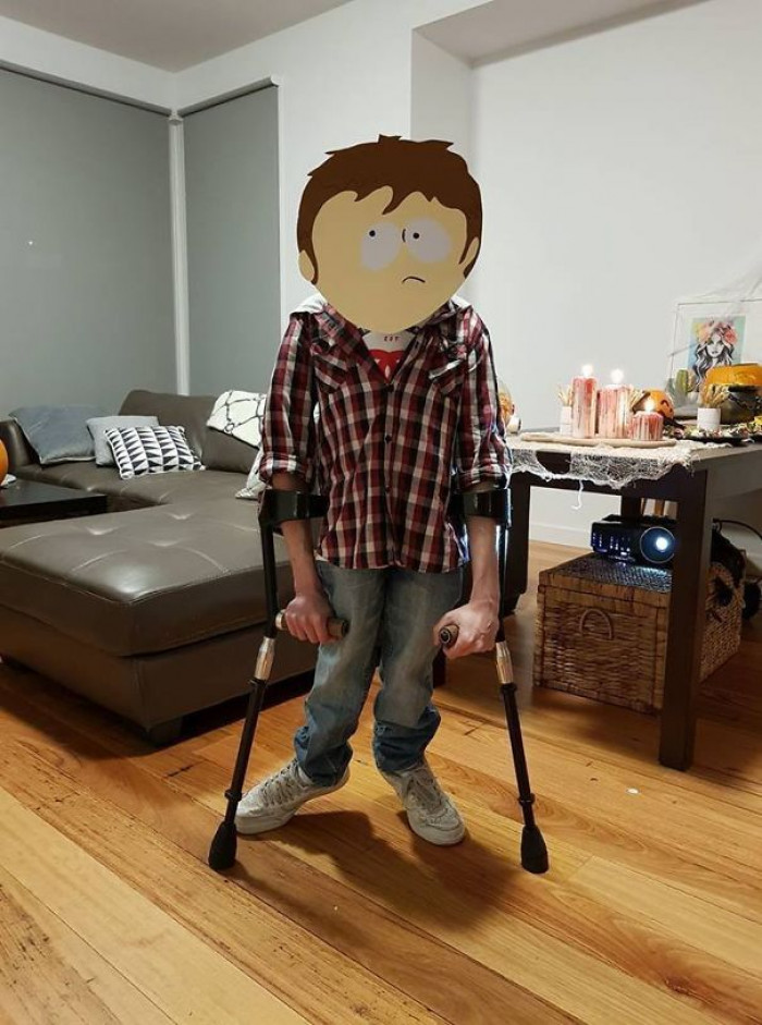 #43 My Brother's Halloween Costume This Year