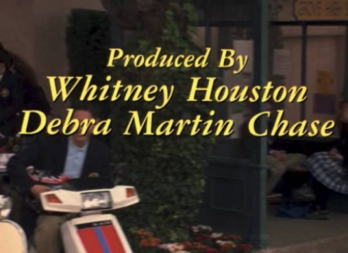 11. The Princess Diaries was, in fact, produced by Whitney Houston.