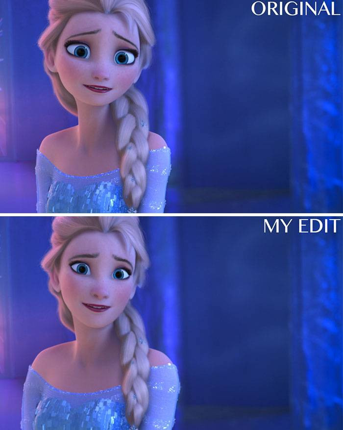 5. Elsa from Frozen
