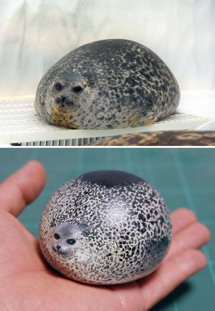 #9 Ball Seal