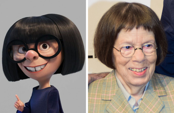Edna Moda — Linda Hunt