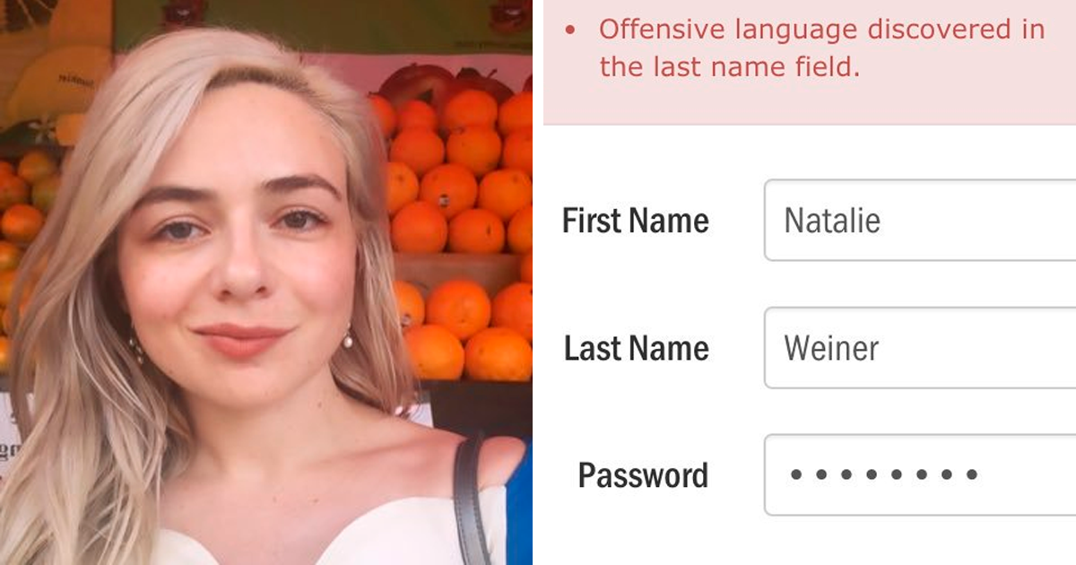 People With 'Offensive' Last Names Share Their Hilarious Everyday Problems