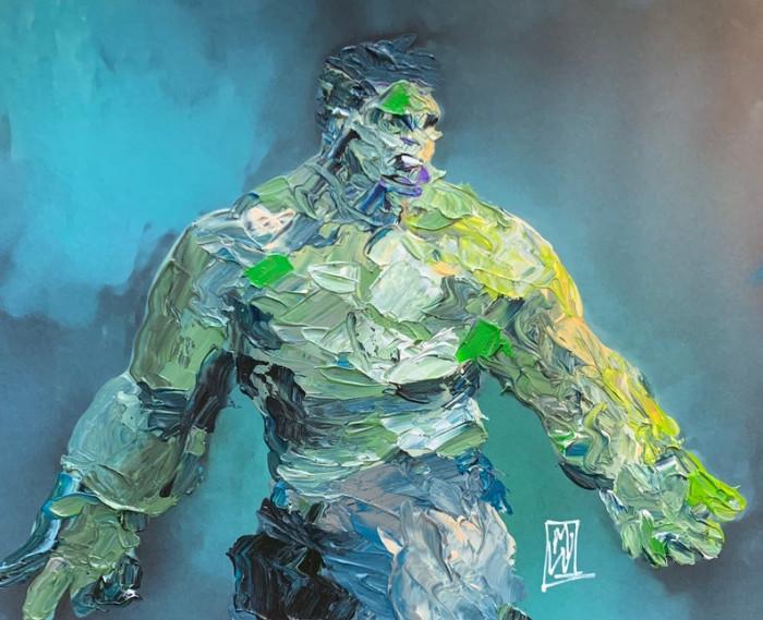 7. The Incredible Hulk