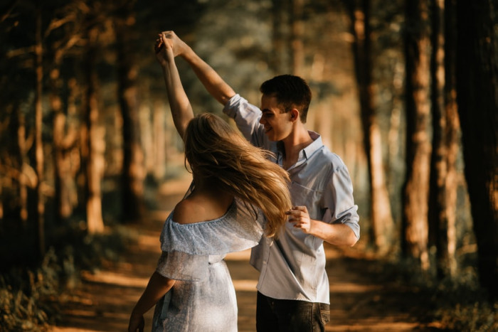 The happiest marriages are between best friends