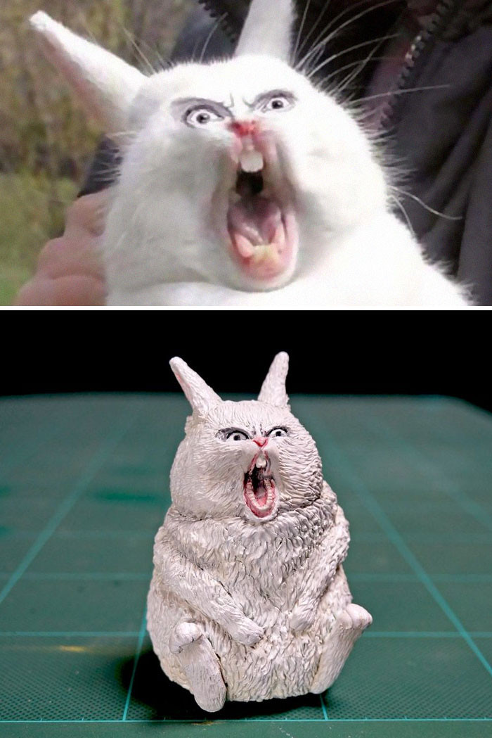 #23 Evil Bunny